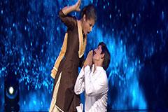 Kalpita & Sachin Performs On Luka Chuppi   DID 2017   Before TV