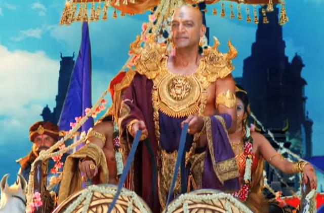 Kansa Ke Kaal Ki Aakashwani | Paramavatar Shri Krishna | Mon-Fri, 8.30 PM