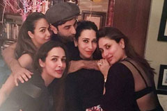 Kareena Kapoor celebrates her 36th birthday bash with family and friends