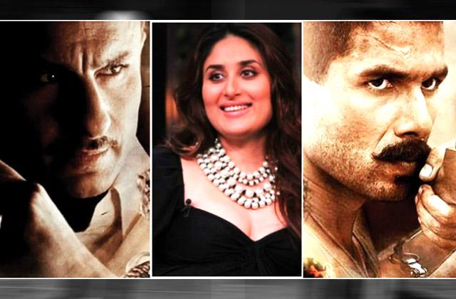 Kareena Kapoor Khan PRAISES Shahid Kapoor's 'Rangoon'