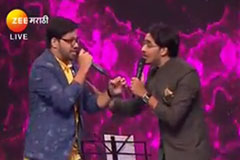 Kartiki Gaikwad, Mangesh Borgaonkar and Janavi Prabhu-Arora,Sings with the Contestants | Sa Re GA Ma Pa Ghe Panga Kar Dangal - Grand Finale