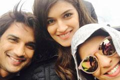 Kriti and Sushant Head To Mauritius For 'Raabta' Shooting