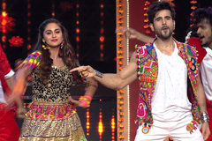 Krystle D'souza And Karan Tacker Perform On Badrinath Ki Dulhaniya | Zee Gold Awards 2017 | OZEE Exclusive