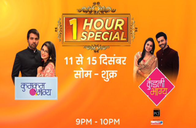 Kumkum Bhagya & Kundali Bhagya | One Special Episode | 11th-15th Dec at 9 PM-10 PM