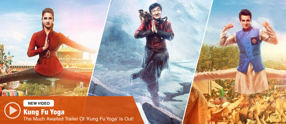 Kung Fu Yoga - Official Trailer