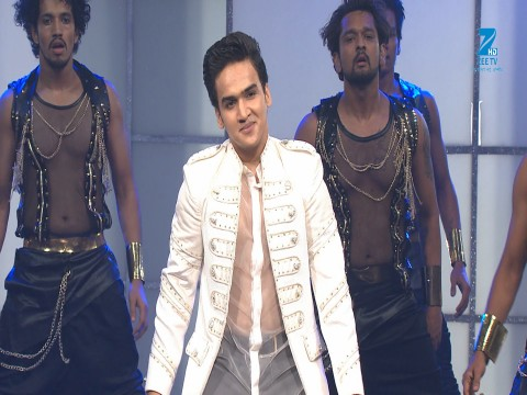 Kunwar Amar, Sanam Johar and Faizal Khan Dashing Performance | Big Entertainment Awards 2017 | OZEE Exclusive
