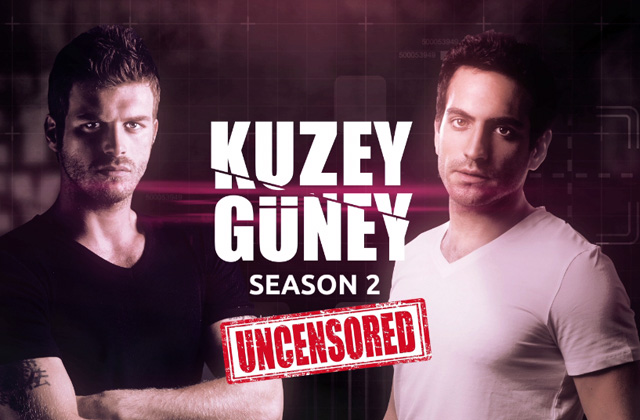 Kuzey Guney Season 2 - Uncensored | Mon - Sat | Only On OZEE