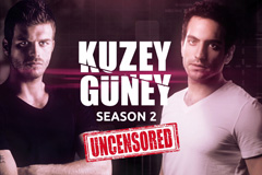 Kuzey Guney Season 2 - Uncensored | Mon - Sat | Only On OZEE