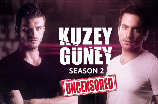 'Kuzey Guney Season 2' Now Uncensored, Exclusively On OZEE!