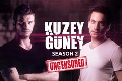 'Kuzey Guney Season 2' Now Uncensored, Exclusively On OZEE!