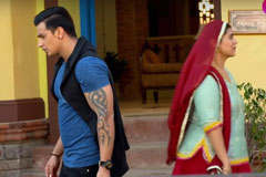 Lucky Feels Embarrassed With Badho – Badho Bahu