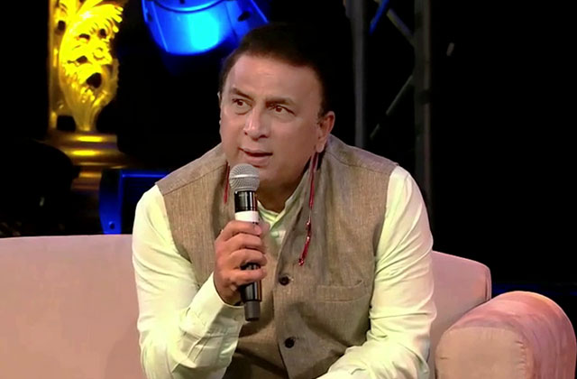 Maharashtrachi Shaan - Sunil Gavaskar - MAAI Awards