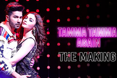Making Of Alia-Varun's 'Tamma Tamma Again'