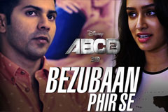 Making of Bezubaan Phir Se - Disney's ABCD 2 - Varun Dhawan - Shraddha Kapoor - Sachin - Jigar