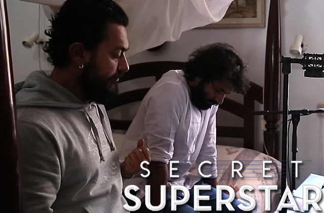 Making of Main Kaun Hoon - Secret Superstar