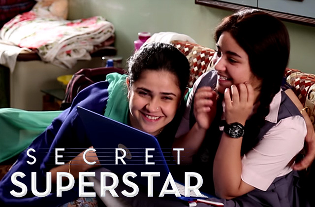 Making of Meri Pyaari Ammi - Secret Superstar