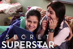 Making of Meri Pyaari Ammi - Secret Superstar