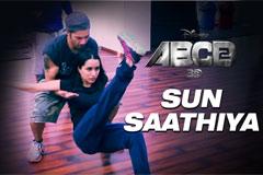 Making of Sun Saathiya - Disney's ABCD 2 - Varun Dhawan - Shraddha Kapoor - Sachin - Jigar