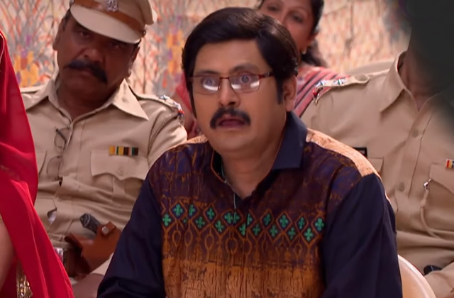 Manmohan Fools Vibhuti - Bhabi Ji Ghar Par Hain | &(AndTv)