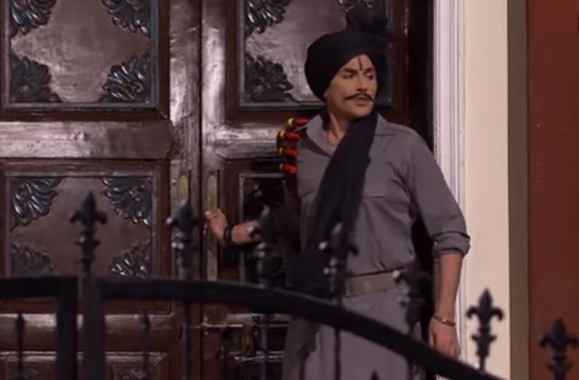 Manmohan & Vibhuti Turn Dacoits - Bhabiji Ghar Par Hai |&TV