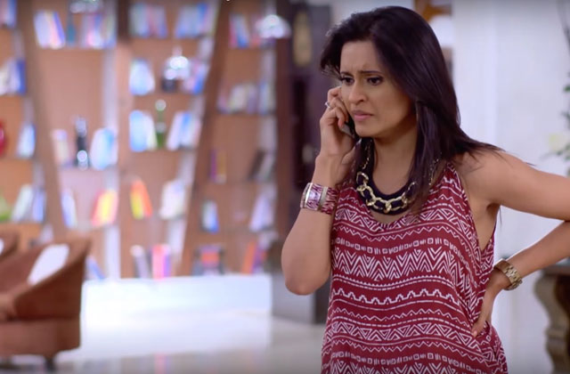 Maya Gets Threat Calls – Queens Hai Hum