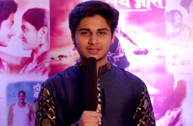 Meet the Gen Next star Abhinay Berde