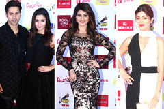 Mirchi Music Awards 2017: B-Townies Flaunt Their Singing Skills