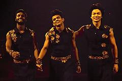 Mitesh, Sanket & Sarang's Freestyle Dance Perforrmance on Jai Hanuman Gyan Gun Sagar Devotional Song Dance India Dance 2017 - November 25 | ZEETV