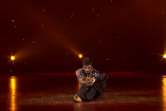 Mitesh Roy's  Indo-contemporary Style Performance on Sapne Se Bhare Naina Song Dance India Dance 2017 - December 10 | ZEETV