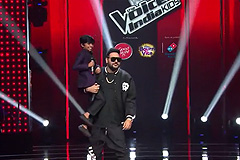 Mohmmad Fazil & Badshah Sing Kala Chashma | The Voice India Kids Season 2 - December 31, 2017 | &(AndTv)