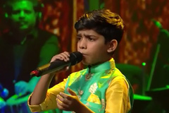 Mohmmad Fazil Sings Arziyaan | The Voice India Kids Season 2 - January 20, 2018 | &(AndTv)