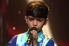 Mohmmad Fazil Sings Naina Thag Lenge | The Voice India Kids Season 2 - January 06, 2018 | &(AndTv)