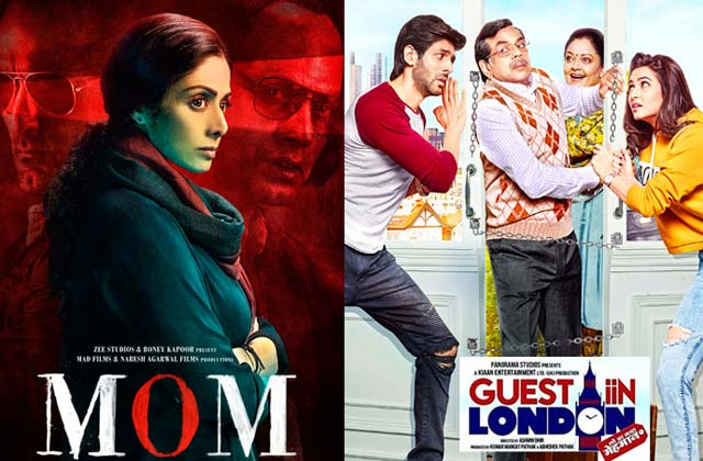 'Mom' and 'Guest iin London' Movie Review