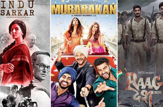 Mubarakan, Indu Sarkar & Raag Desh Movie Review