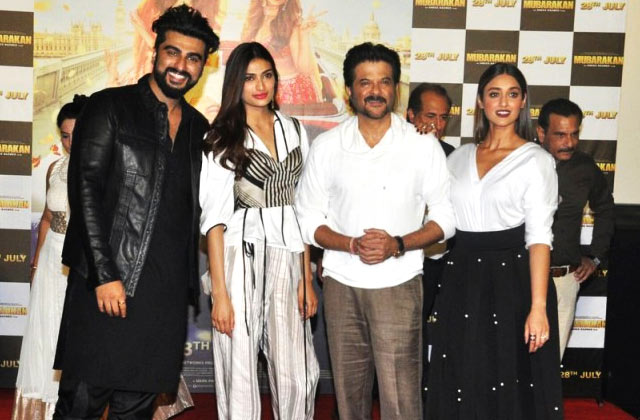 Mubarakan Trailer Launch!