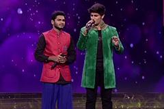 Nachiket and Adish's romantic perfomance | Sa Re Ga Ma Pa Ghe Panga Kar Danga - BEFORE TV | ZEE Marathi