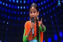Navpreet Kaur - Performance - Episode 1 - February 25, 2017 - Sa Re Ga Ma Pa Lil Champs 2017