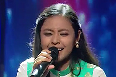 Neelanjana Ray Sings Dil Diyan Gallan | The Voice India Kids Season 2 - January 06, 2018 | &(AndTv)