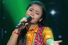 Neelanjana Ray Sings Shyam Teri Bansi Pukare Radha Naam | The Voice India Kids Season 2 - December 30, 2017 | &(AndTv)