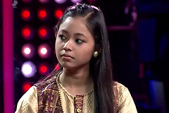 Neelanjana Ray Sings Tujhse Naraaz Nahin Zindagi | The Voice India Kids Season 2 - January 13, 2018 | &(AndTv)