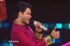 Neha Kakkar, Javed Ali & Himesh Reshammiya's Mashup Performance | Zee Rishtey Awards 2016