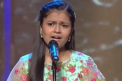Niharika Nath Sings Badal Ghumad Badh Aaye | The Voice India Kids Season 2 - December 30, 2017 | &(AndTv)