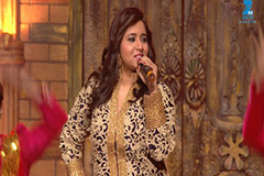 Pawni Pandey Performs on 'Laila Main Laila' song - MMA 2017