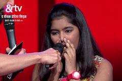 Peehu Srivastava Plays Shehnai From Nose | Moment | The Voice India Kids - Season 2