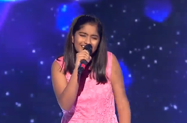 Peehu Srivastava Sings Daiya Yeh Main kahan Aa Phasi The Voice India Kids Season 2 - November 11, 2017 | &(AndTv)