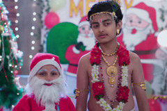 Peehu's Christmas Celebration - Bhootu | ZETV
