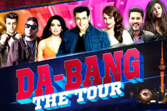 Peek-A-Boo: Salman Khan's 'Da-Bang The Tour'