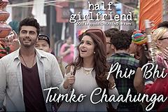 Phir Bhi Tumko Chaahunga - Song Making