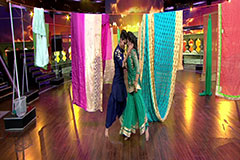 Piyush & Nainika Performs On Zaalima   DID 2017   Before TV