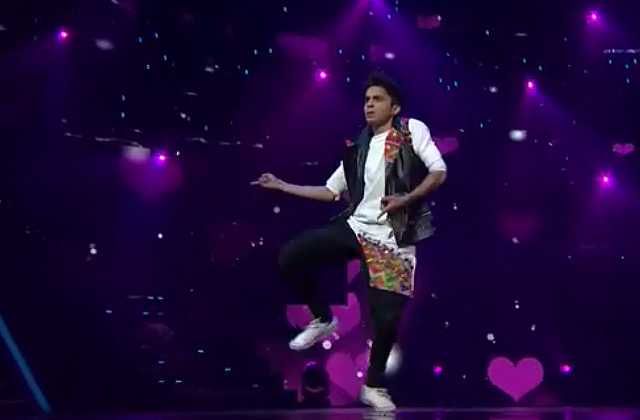 Piyush Performs on Dhating Naach | Dance India Dance 2017 – January 14 | ZEETV